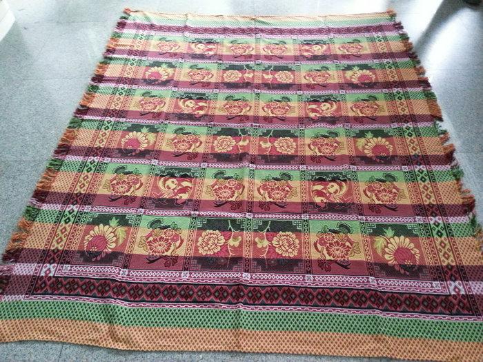 8色线毯10