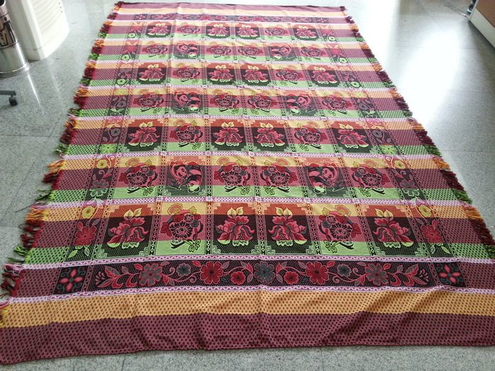 8色线毯12