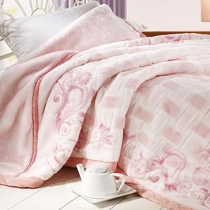 拉舍尔毛毯02