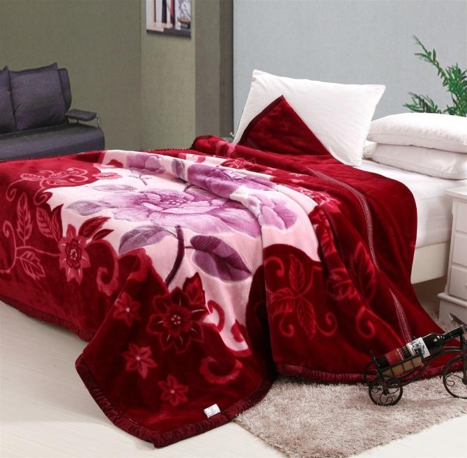 拉舍尔毛毯04