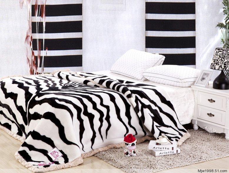 拉舍尔毛毯05