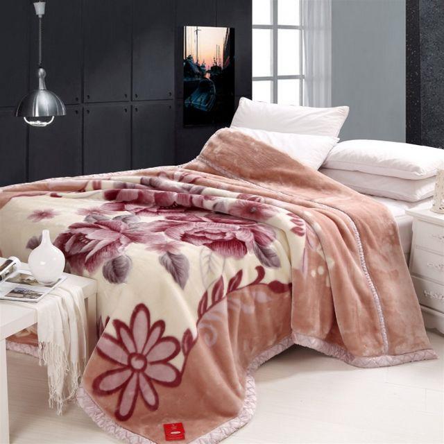 拉舍尔毛毯06