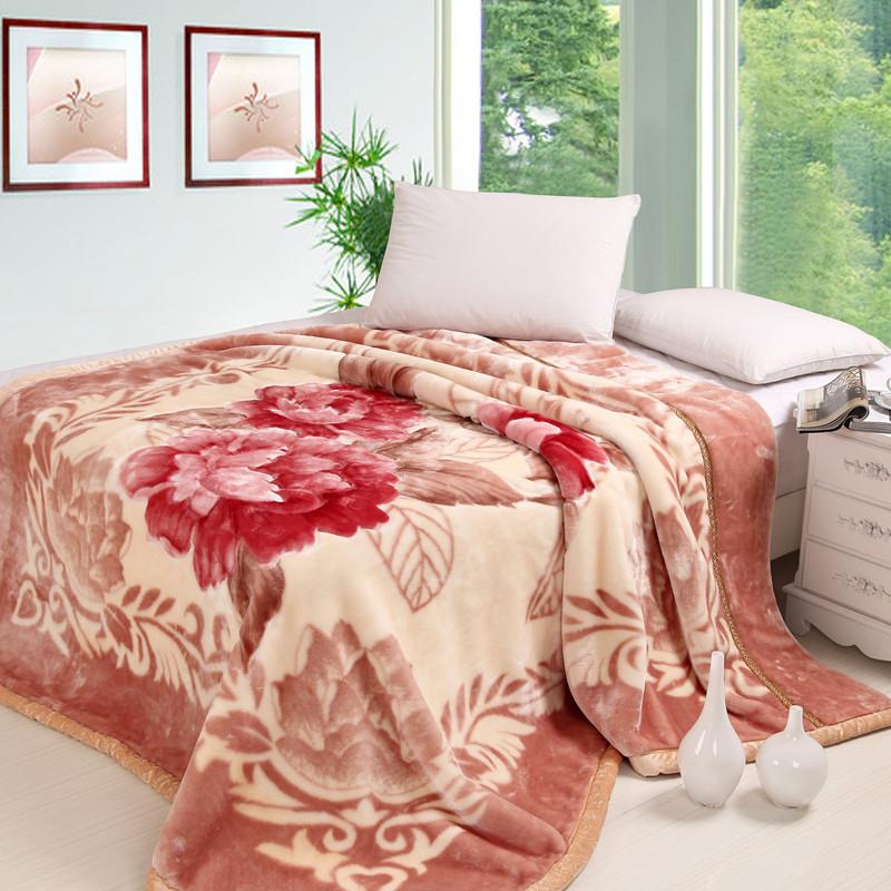 拉舍尔毛毯09