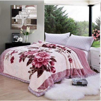 拉舍尔毛毯12
