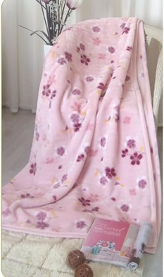 拉舍尔毛毯13