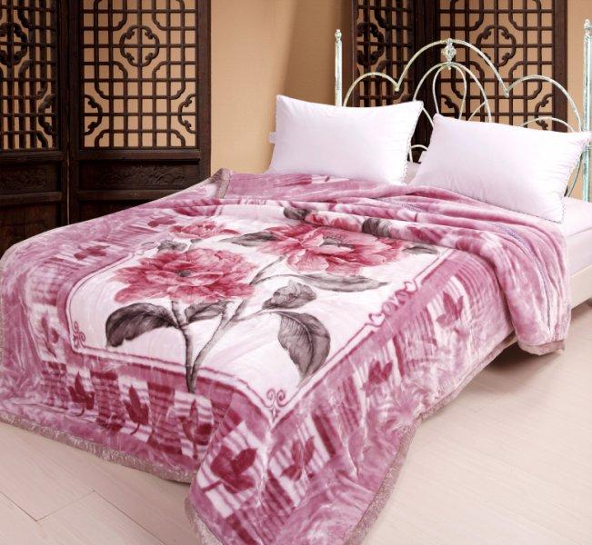 拉舍尔毛毯14