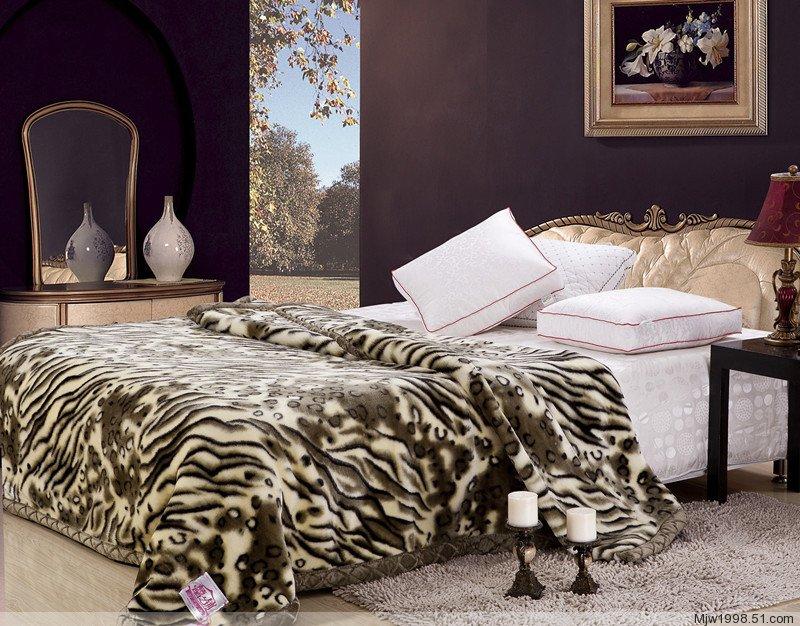 拉舍尔毛毯15